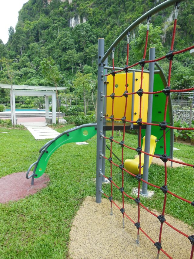 9. Outdoor Children Playground