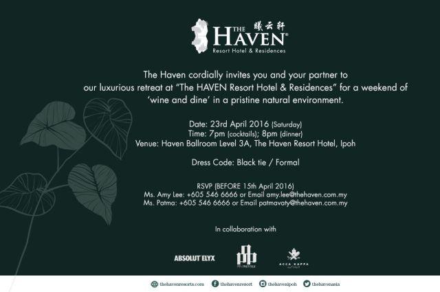 banquet 23 April 2016