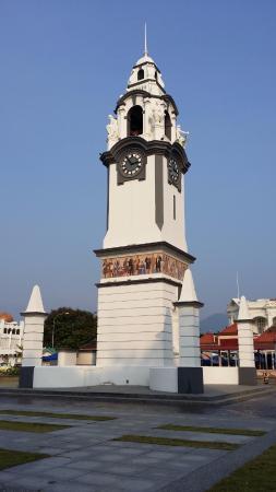 z2 birch tower clock